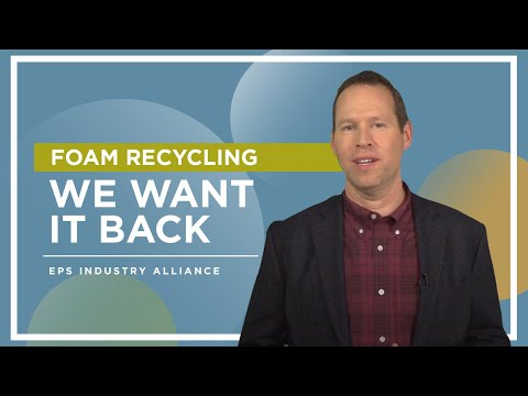 Find out how to recycle EPS and meet some of the manufacturers who are recycling polystyrene foam at different locations across the U.S.