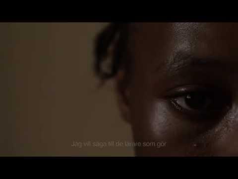 Övergreppen i skolorna måste få ett slut - Yeamas berättelse
