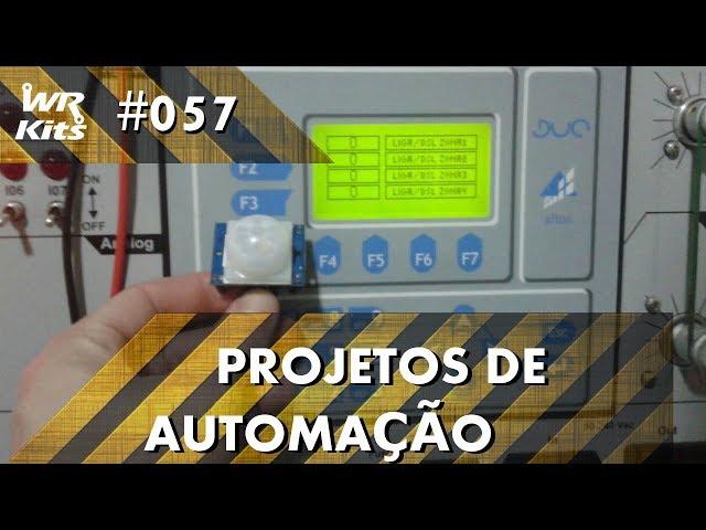 CENTRAL DE ALARME COM CLP ALTUS DUO (parte 2) | Projetos de Automação #057