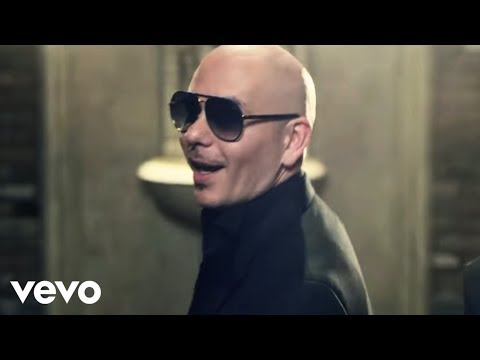 Pitbull Ft. Gente De Zona - Piensas (Video Oficial)
