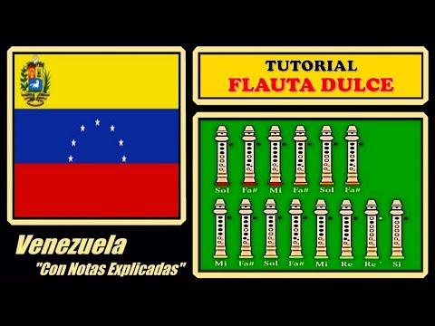 Venezuela en Flauta