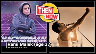 """Bohemian Rhapsody 2018""★ Then and now 2018 ★ Actual Name and Age"