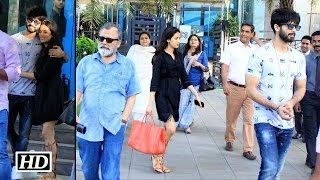 IANS: Watch how Shahid Celebrates wife Mira Rajput's B'Day..