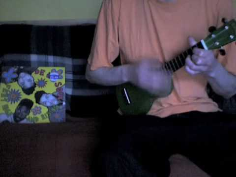 Eye Know - De La Soul - Ukulele cover