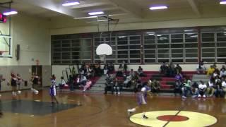 Thurgood Marshall vs Isaac Gourdine 11/21/16 clip 2