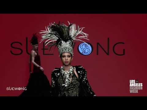 Sue Wong Retrospect & Extraveganza Los Angeles Fashion Week Powered by Art Hearts Fashion LAFW