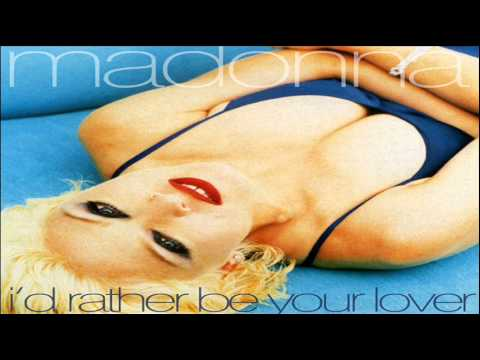 Madonna I'd Rather Be Your Lover (Incest Mix)