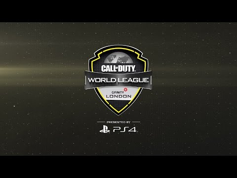Call of Duty World League London Day 4
