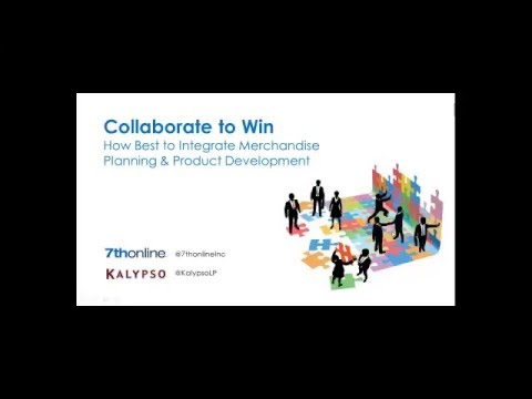 [Webinar] Collaborate to Win - How Best to Integrate Merchandise Planning and Product Development
