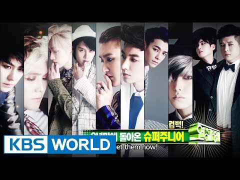 Entertainment Weekly | 연예가중계 - Super Junior, Taecyeon, Daniel Henney, Sin Segyeong (2014.09.13)