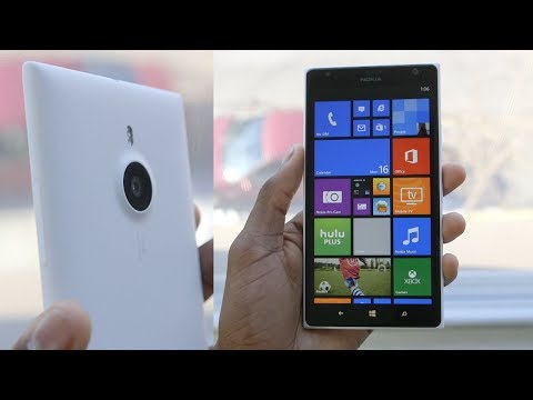 Nokia Lumia 1520 Review! - Smashpipe Tech