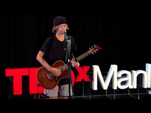Yes: Taj Ralph At TEDxManly - Smashpipe Nonprofit