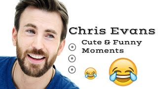 Chris Evans // Cute & Funny Moments