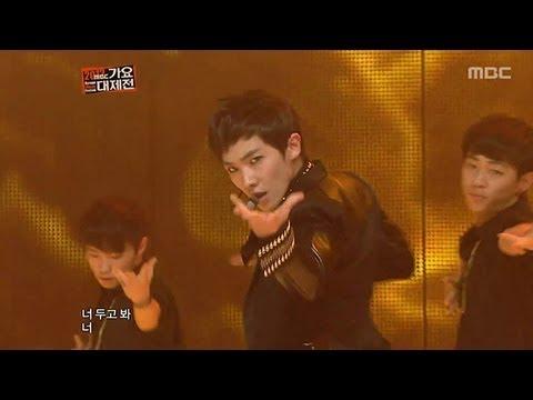 Epik High VS MBLAQ - 에픽하이 VS 엠블랙, KMF 2012