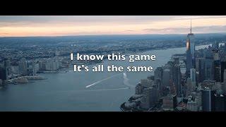 Halsey - Eyes Closed   Lyrics On Screen