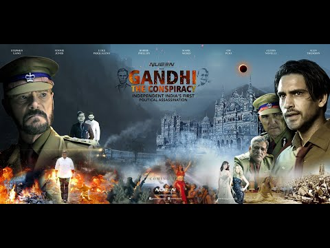 Gandhi The Conspiracy is a conspiracy theory period movie based on true events, that led to the eventual assassination of Mahatma Gandhi.