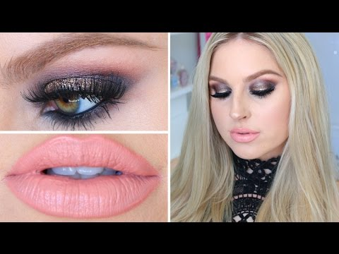 Full Glam Clubbing Smoky Eyes ? Chit Chat Makeup Tutorial