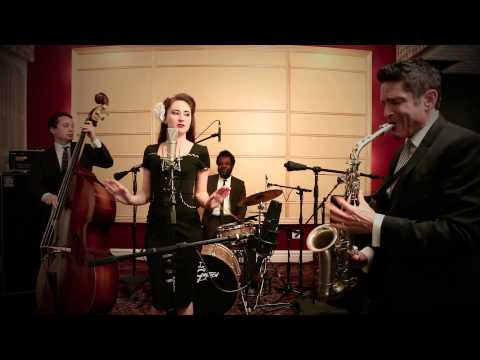 Careless Whisper - Vintage 1930's Jazz Wham! Cover feat. Robyn Adele Anderson & Dave Koz