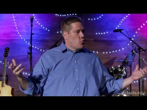 Biola Missions Conference 2014: God is Missionary | Mickey Klink