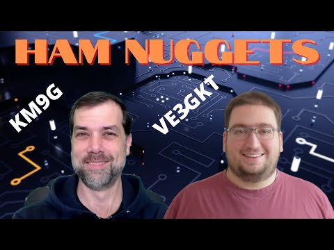 Ham Nuggets Live - Joseph VE3GKT