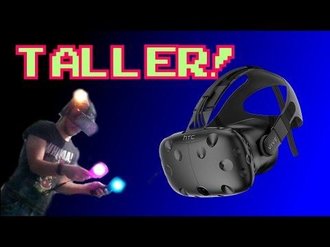 COMO EMULAR HTC VIVE || TALLER