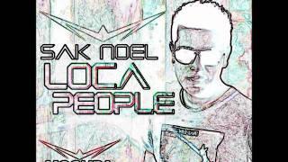 Sak Noel - Loca People (N-H Project Bootleg Remix)