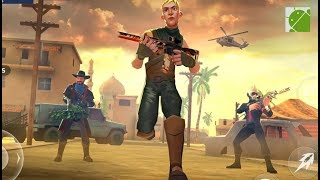 FightNight Battle Royale FPS Shooter - Android Gameplay FHD