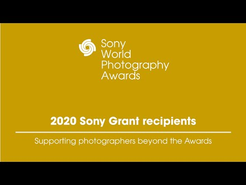 Sony World Photography Awards 2020: The Sony Grant recipients revealed