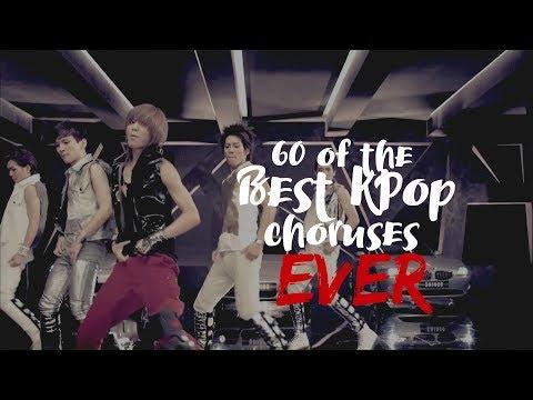 60 of the Best KPop Choruses EVER