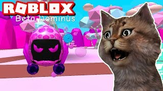 NEW* CANDY LAND UPDATE and FREE DOMINUS PET in BUBBLE GUM SIMULATOR