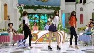 【TVPP】Jiyeon, Eunjeong(T-ara) - DAY BY DAY, 지연, 은정(티아라) - 데이 바이 데이 @ World Changing Quiz Show