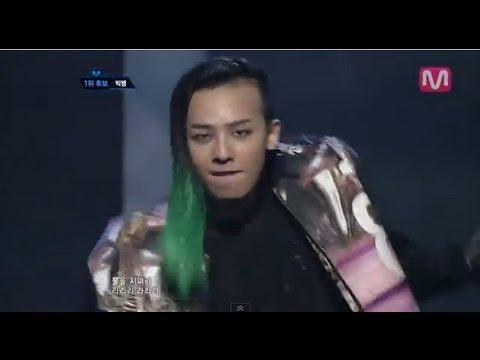 빅뱅_Fantastic Baby(Fantastic Baby by BIGBANG@Mcountdown_2012.03.15)