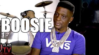Boosie: Terry Crews is a  C*** A** N**** for Making Comments Against His Own People (Part 16)
