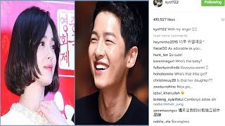 Divorce Song Joong Ki, why Song Hye Kyo from the most beloved actress is h.a.t.e.d most in Korea?