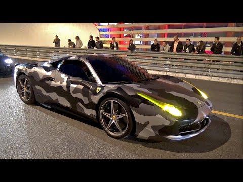 GMK's Camo Ferrari 458 Italia, RS6 Avant, C63 AMG 507 Edition!