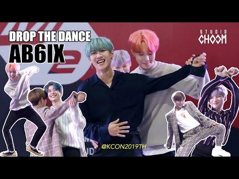 [DROP THE DANCE] AB6IX | 움직여(Move) / MIC DROP / Senorita / NEVER / BREATHE etc. @KCON19TH