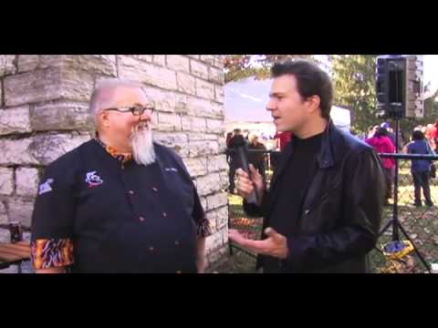 Dr. BBQ Ray Lampe at Kentuckty State BBQ Festival - YouTube