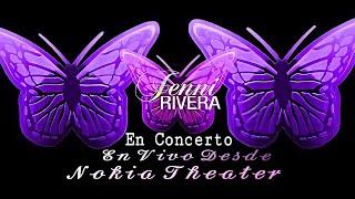 Jenni Rivera - (En Vivo Desde El Nokia Theater Los Angles California 2010 Concerto Completo)