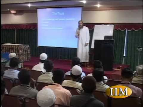 Dawah Training by Abdur Raheem Green - Part 5 of 8