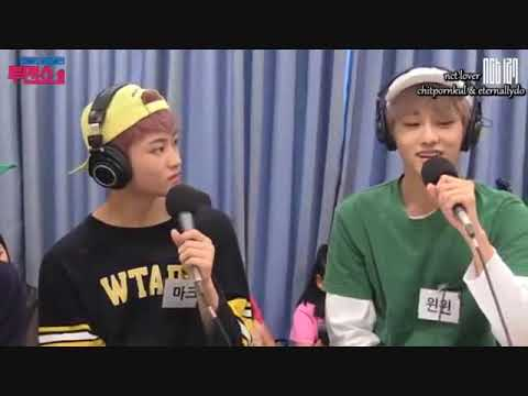 Best moment mark and winwin