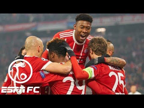 Bayern Munich vs Besiktas JK