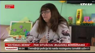 """""""Sistēmas bērni"""" – par situāciju Jelgavas bērnunamā"""