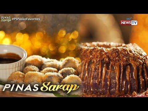 Pinas Sarap: Puto bumbong recipes with a twist, ibinida sa 'Pinas Sarap'
