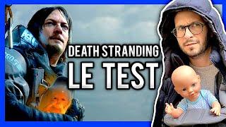Vidéo-Test : DEATH STRANDING TEST : GOTY 2019 ou déception ? (sans spoiler ??)