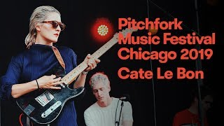Cate Le Bon - Full Set   Pitchfork Music Festival 2019
