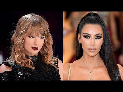 Taylor Swift CALLS OUT Kim Kardashian For Bullying During Reputation Tour Opening