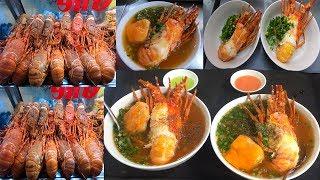 Có gì trong tô Bánh canh Tôm Hùm 200k đang gây sốt ở Sài Gòn