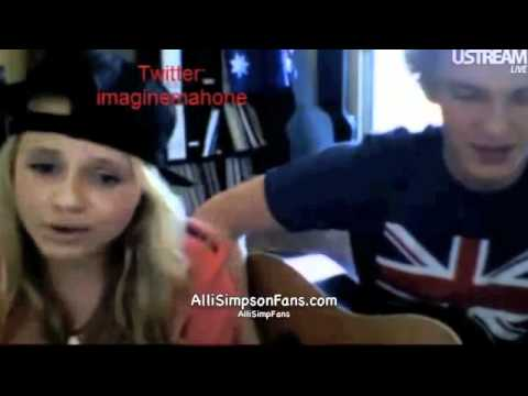 Alli Simpson Rapping