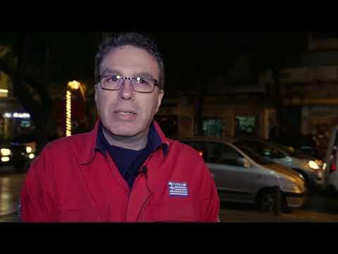 Ο Ελληνικός Ερυθρός Σταυρός κοντά στους άστεγους