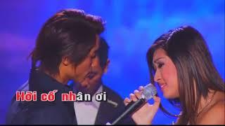 Karaoke -Co Ua- Song Ca-  Dan Nguyen- Bang Tam